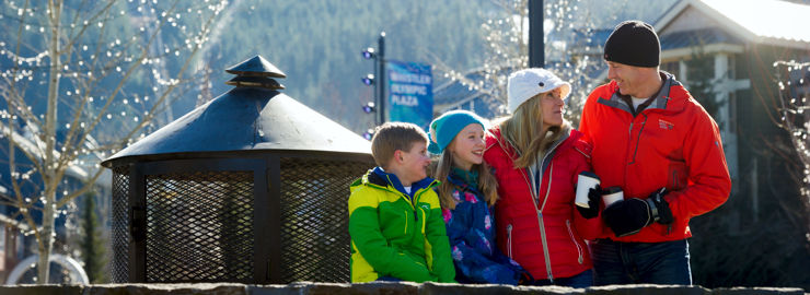 Whistler Family Vacations