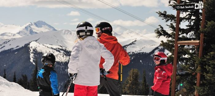 Spend BC Family Day in Whistler