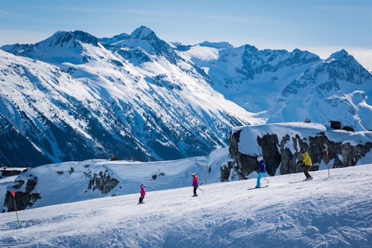 Whistler Blackcomb Spring Things to do