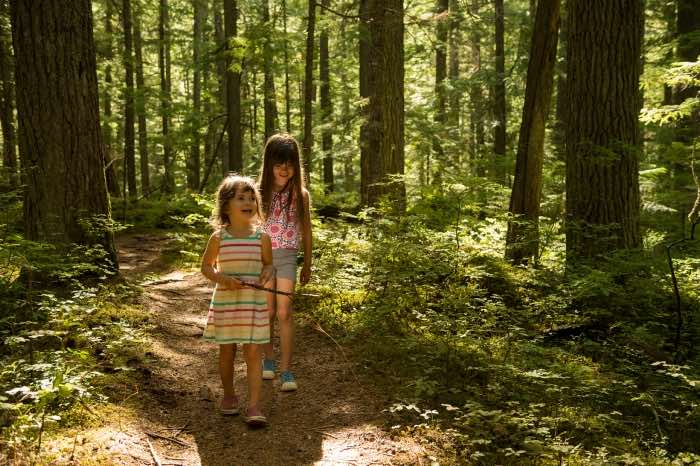 Whistler Day Camp Adventure