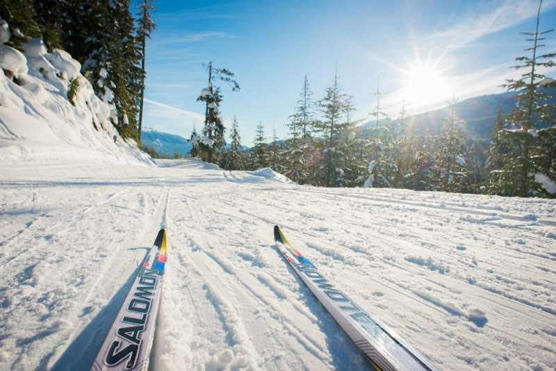 XC Skiing Whistler Olympic Park