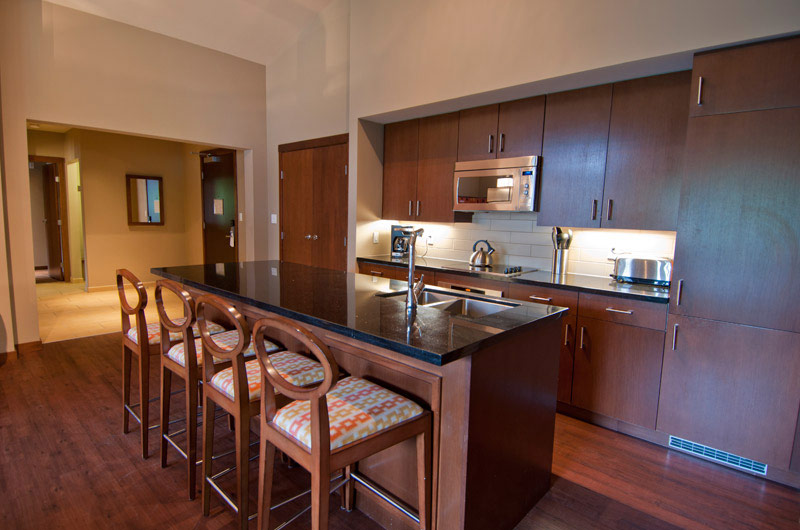 More About These 3 Bedroom Suite