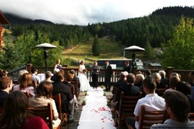 Whistler Creekside Wedding