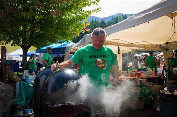 Canadian BBQ Champs Whistler