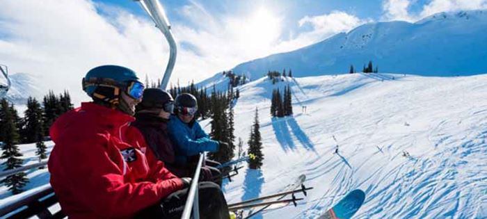 Whistler Blackcomb's Opening Day is Only One Month Away